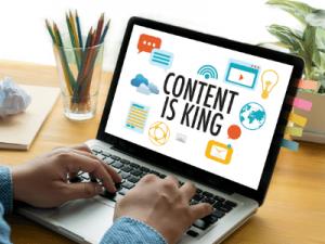 no importa el idioma en el que estén escritos los contenidos de tu página web