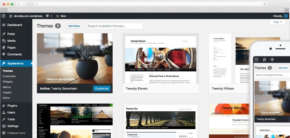 Wordpress es un Gestor de Contenidos o CMS que Ayuda a los Desarrolladores a Crear y Administrar Sitios Web